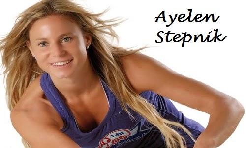 AYELEN STEPNIK