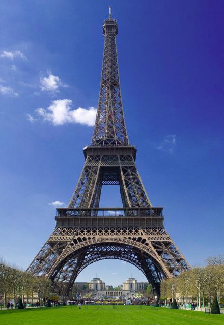 Liburan anda , berikut kami tilkan 5 tempat wisata terbaik di paris
