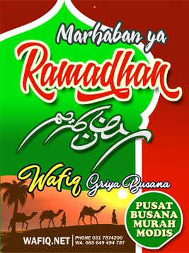 Baju Idul Fitri Murah