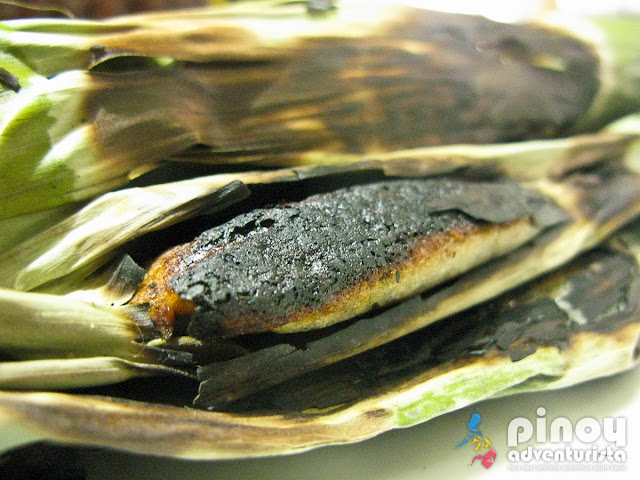 Tupig, a favorite native delicacy for snack and pasalubong from Pangasinan