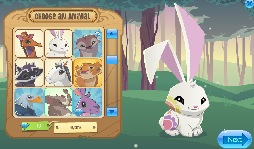 Image of: Png Animal Jam Flash Animal Jam Flash Mayksufis Animal Jam Blog Mysterious Flower Bunny