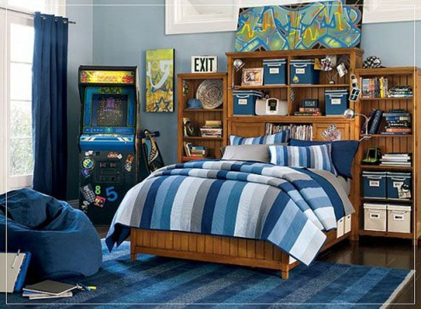 Awesome Teenage Bedroom