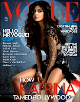 More from Katrina Kaif's Hot Photo Shoot from Vogue Dec issue