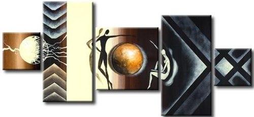Decoraci n de casa u oficina cuadros abstractos famosos for Cuadros pequenos para decorar