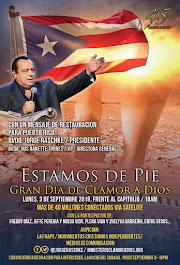 PUERTO RICO: CLAMOR A DIOS 2018