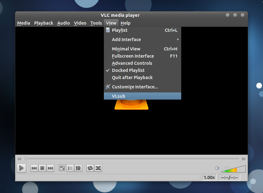 VLSUB: VLC Extension To Search And Download Subtitles