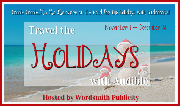 {Giveaway} Travel The Holidays with Audible: Featuring @stephcampbell_ @maganvernon @wordsmithpublic