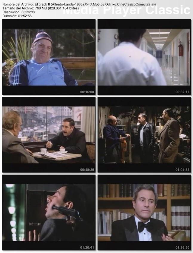 El crack dos (II) | 1983 | Con Alfredo Landa