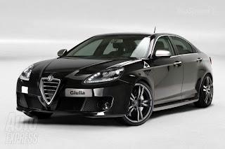Alfa Romeo on Alfa Romeo Icon Of Italian Design Two New Guilietta Says Alfa Romeo