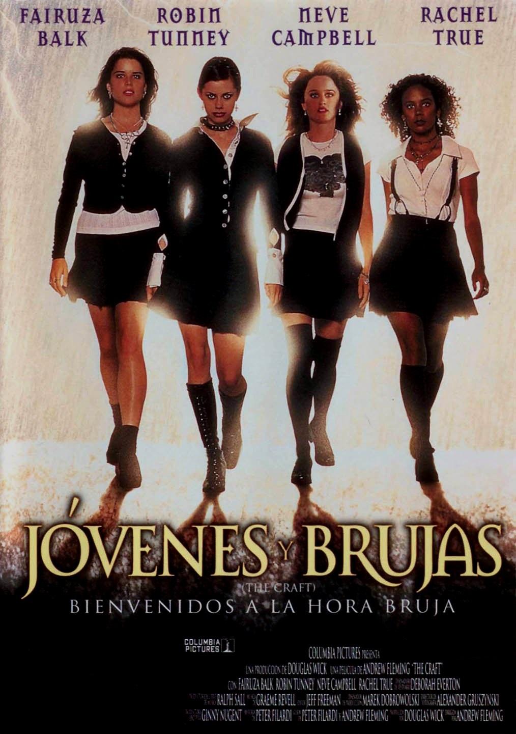 Jóvenes y Brujas (1996) Latino [MEGA]