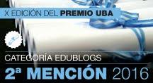 Premio UBA 2016