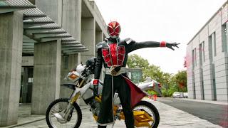 Kamen Rider Wizard Flame Style