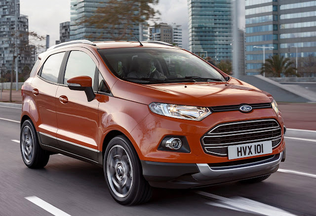 ford ecosport europe