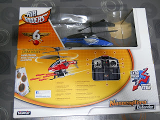 helicoptero de la marca girotoys