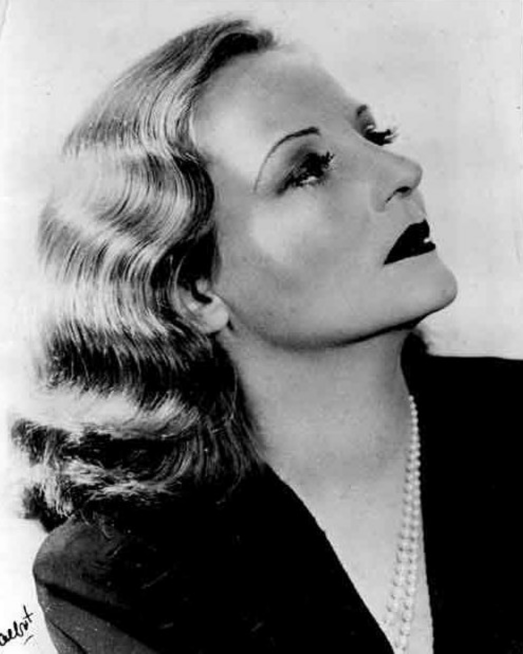 The Beauty of Tallulah Bankhead ~ vintage everyday - 1800S Hairstyles