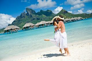 Bora Bora weddings