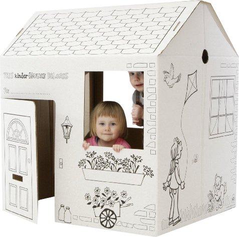 No s lo limpiamos mocos como hacer una casa de juegos - Casas para ninos de carton ...