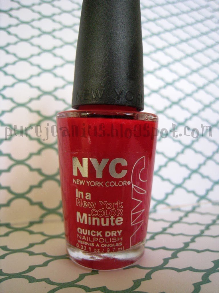 NYC Quick Dry Nail Polish in Madison Avenue #226 | pure Jeanius