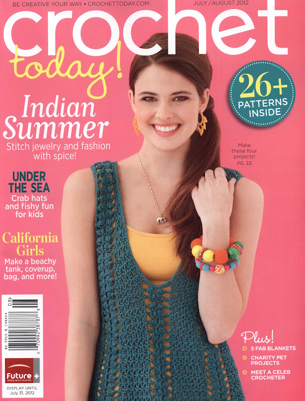 REVISTAS DE MANUALIDADES PARA DESCARGAR GRATIS: Crochet Today ...
