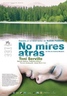 Cartel de la película No mires atrás (La Ragazza del lago)