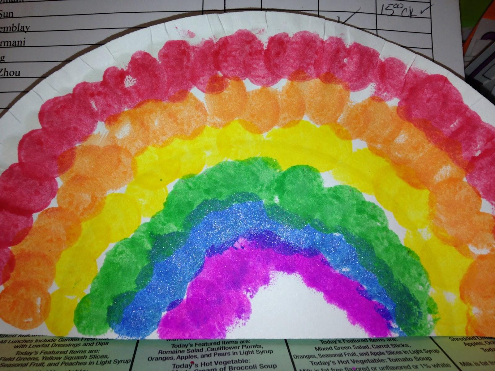 the kindergarten teacher st patrick u0027s day art in kindergarten