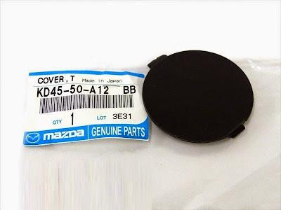 Nắp chụp cứu hộ xe Mazda CX-5| KD4550A12BB| Nắp chụp cứu hộ xe CX5