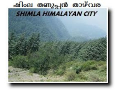 SHIMLA THE COOL VALLEY