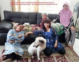 Lagi Hina Islam Ucapan Hari Raya Aidilfitri Bersama 'Halal Dog'