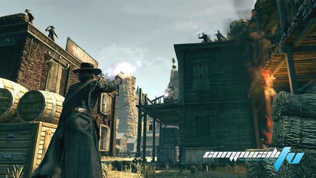 Call of Juarez 2 Bound in Blood PC Full Español