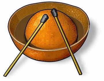 アフリカのウォータードラム Afurican Water drum