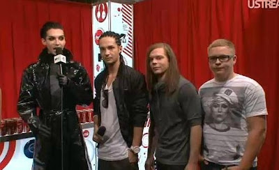 Tokio Hotel en los Premios MTV VMA Japón - 25.06.11 - Página 5 5