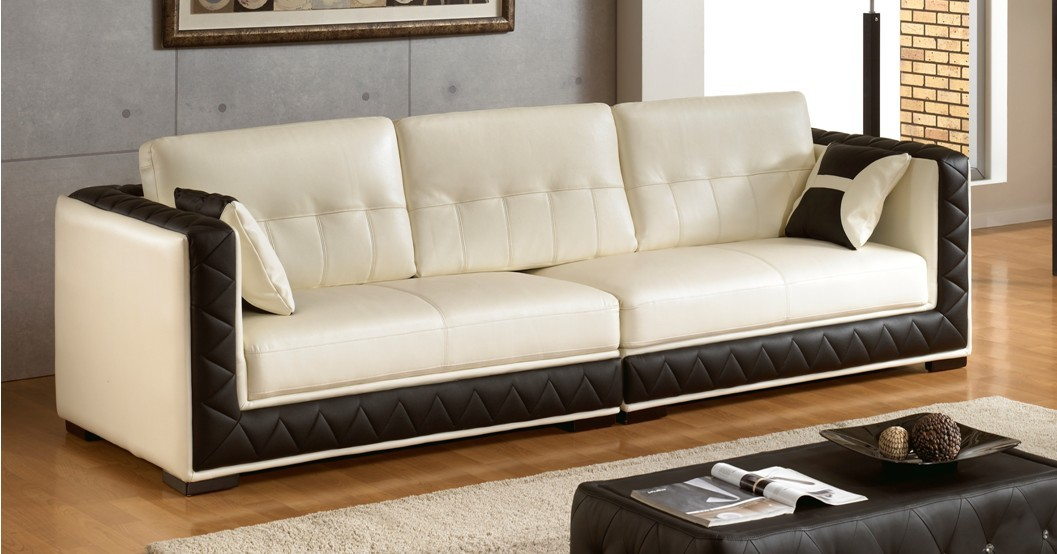 Sofas for the interior design of your living room house for New drawing room sofa designs