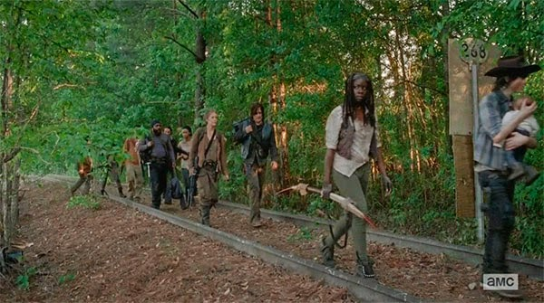 foto final The Walking Dead 5x01