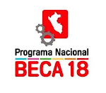 PROGRAMA NACIONAL BECA 18