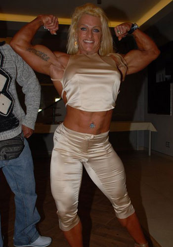 fille bodybuilding