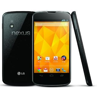 nexus 4 release