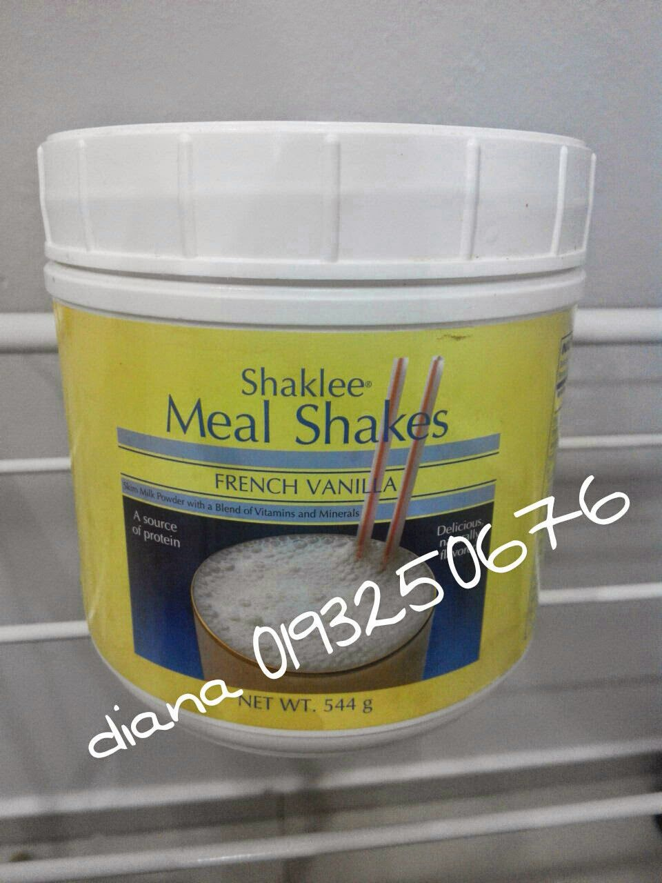 Tujuh kehebatan meal shakes