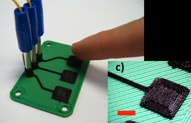 3D Printed circuits