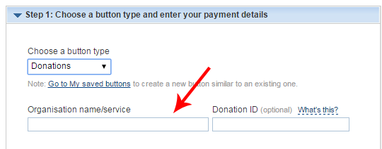 how to put paypal on your website
