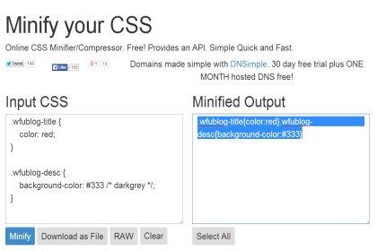 活用 HTML/Javascript/CSS 格式化及壓縮工具﹍修改 Blogger 範本的觀念 (3)