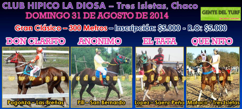 Tres Isletas Clasico 31-08