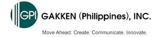Gakken (Philippines), Inc. Job Openings!