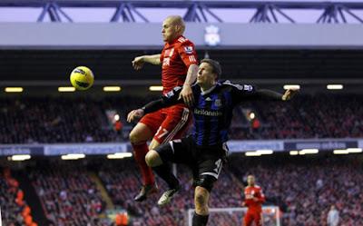 Liverpool 0 - 0 Stoke City (1)