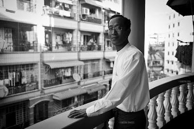 Ant Bwe Kyaw – Profile – 88 Generation Student Leader