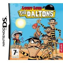 Lucky Luke The Daltons – Nintendo DS