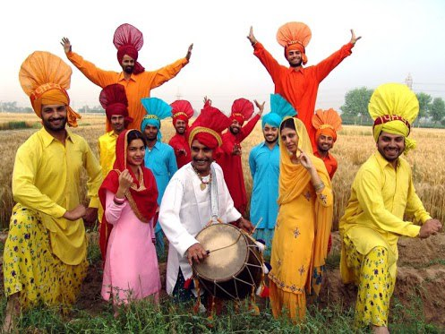 Happy Baisakhi (13th April)