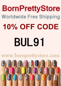 Born Pretty Store Discount Code!