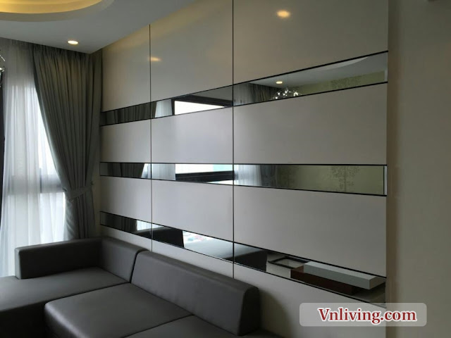 Pearl Plaza 105 sqm 2 bedrooms furnished apartment for rent