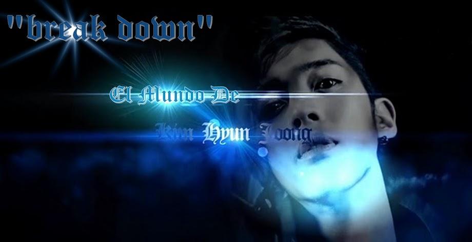 el mundo de kim hyun joong