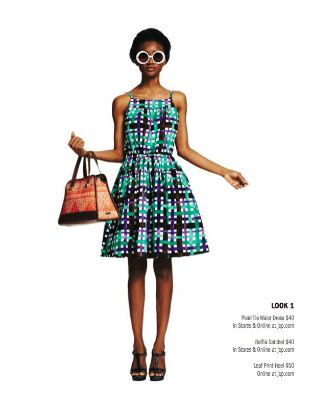 Duro Olowu for JCPenney Spring 2013 Collection african-print fashion